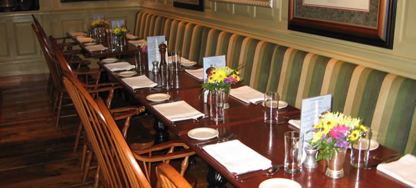 Restaurant Upholstery