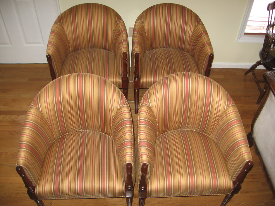 quality upholstery service