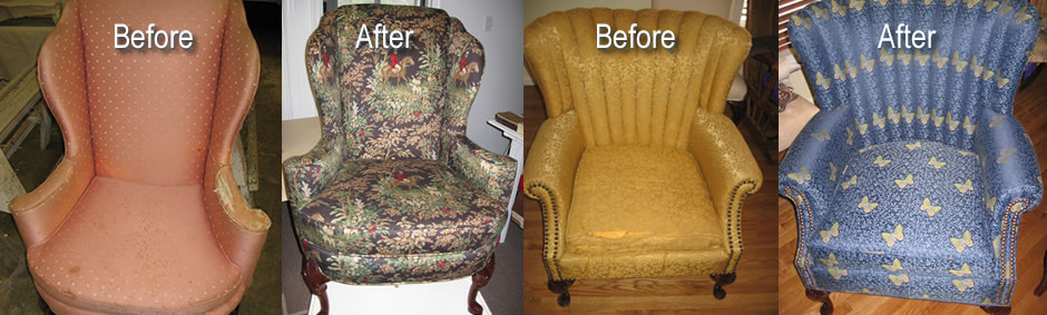 Upholstery / Reupholstery Services