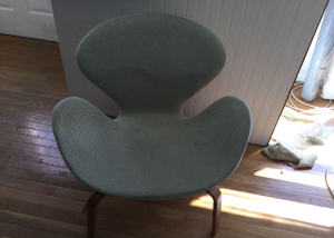 re-upholstery services