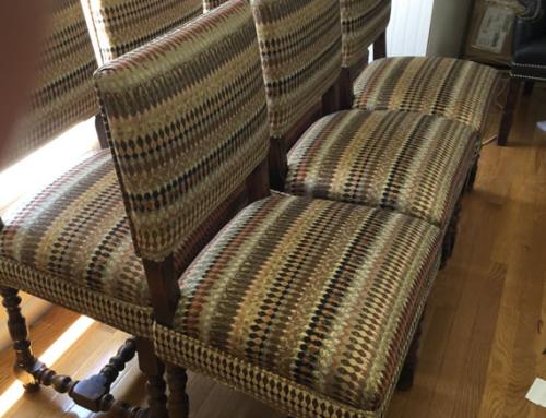 McKenney Interiors – Upholstered Furniture