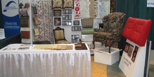 Upholstery Showroom