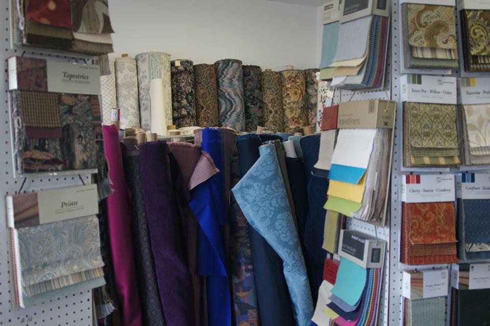 Upholstery Showroom