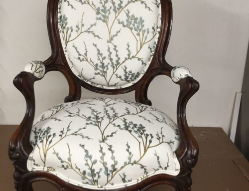 McKenney Interiors – Upholstered Chairs